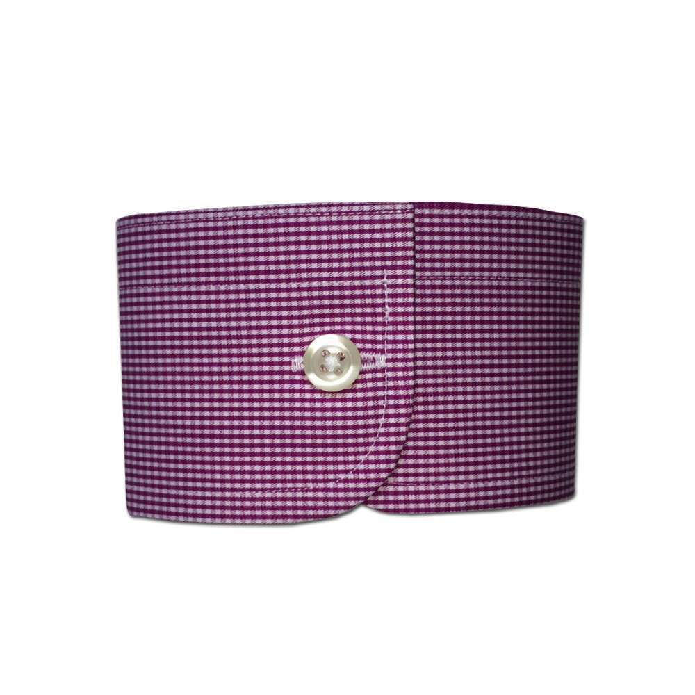 Rounded Single 1 Button Cuff
