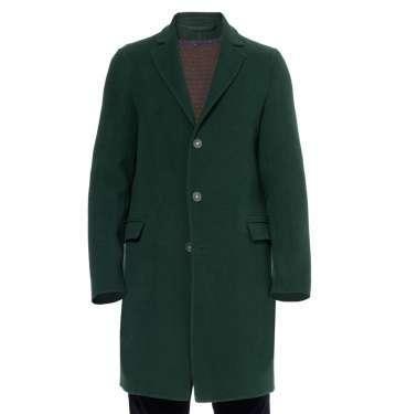 Austin Wool Overcoat