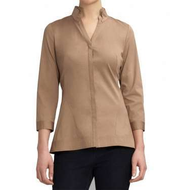 Brown Coloured Blouse