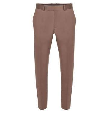 Biscuit Satin Trouser