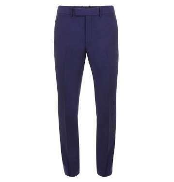 Bluette Wool Suit Trouser