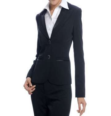 Black Stylish Suit