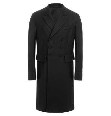 Cashmere Victorian Overcoat