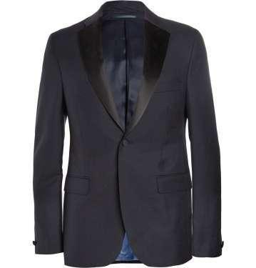 Drifter Slim-Fit Wool Tuxedo