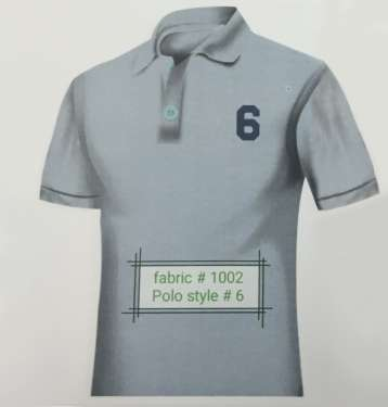 Fabric 1002 Polo Style 6