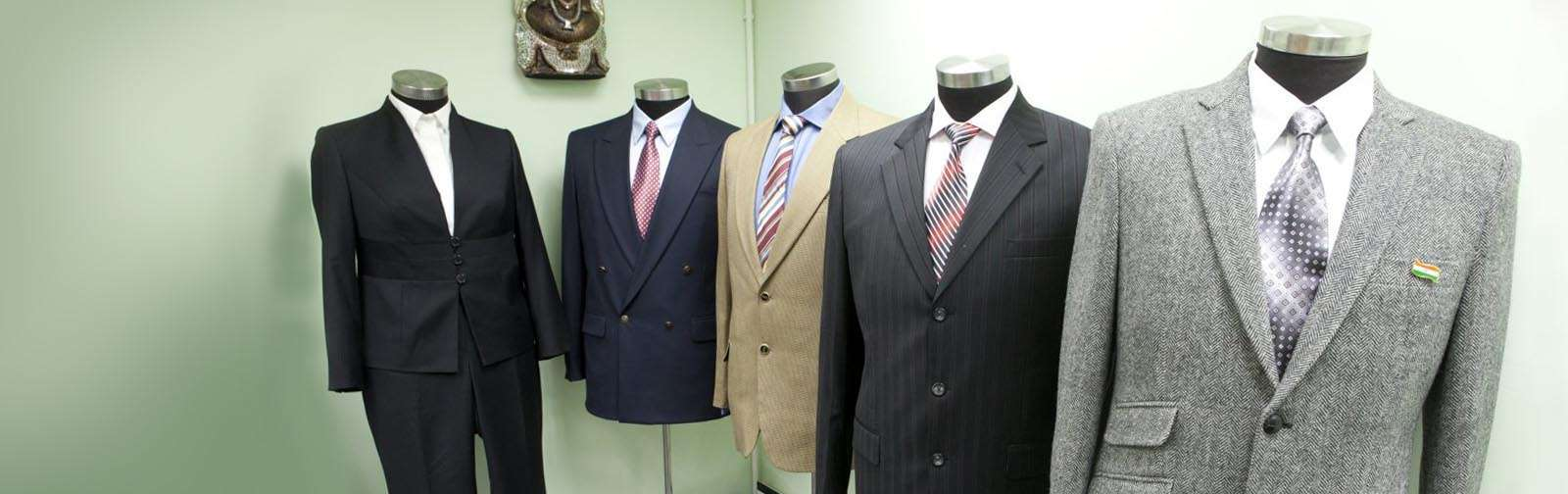 Bespoke Made Suits