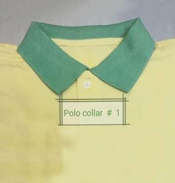 Polo Collar 1