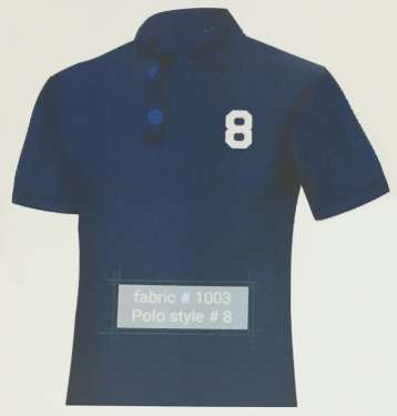 Fabric 1003 Polo Style 8