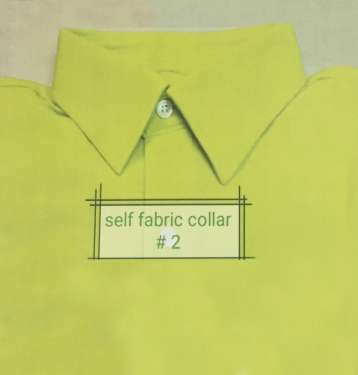 Self Fabric Collar 2
